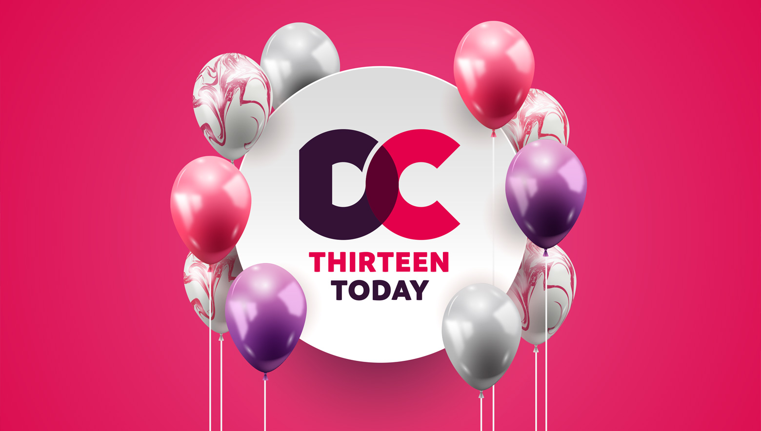 Happy Birthday DC
