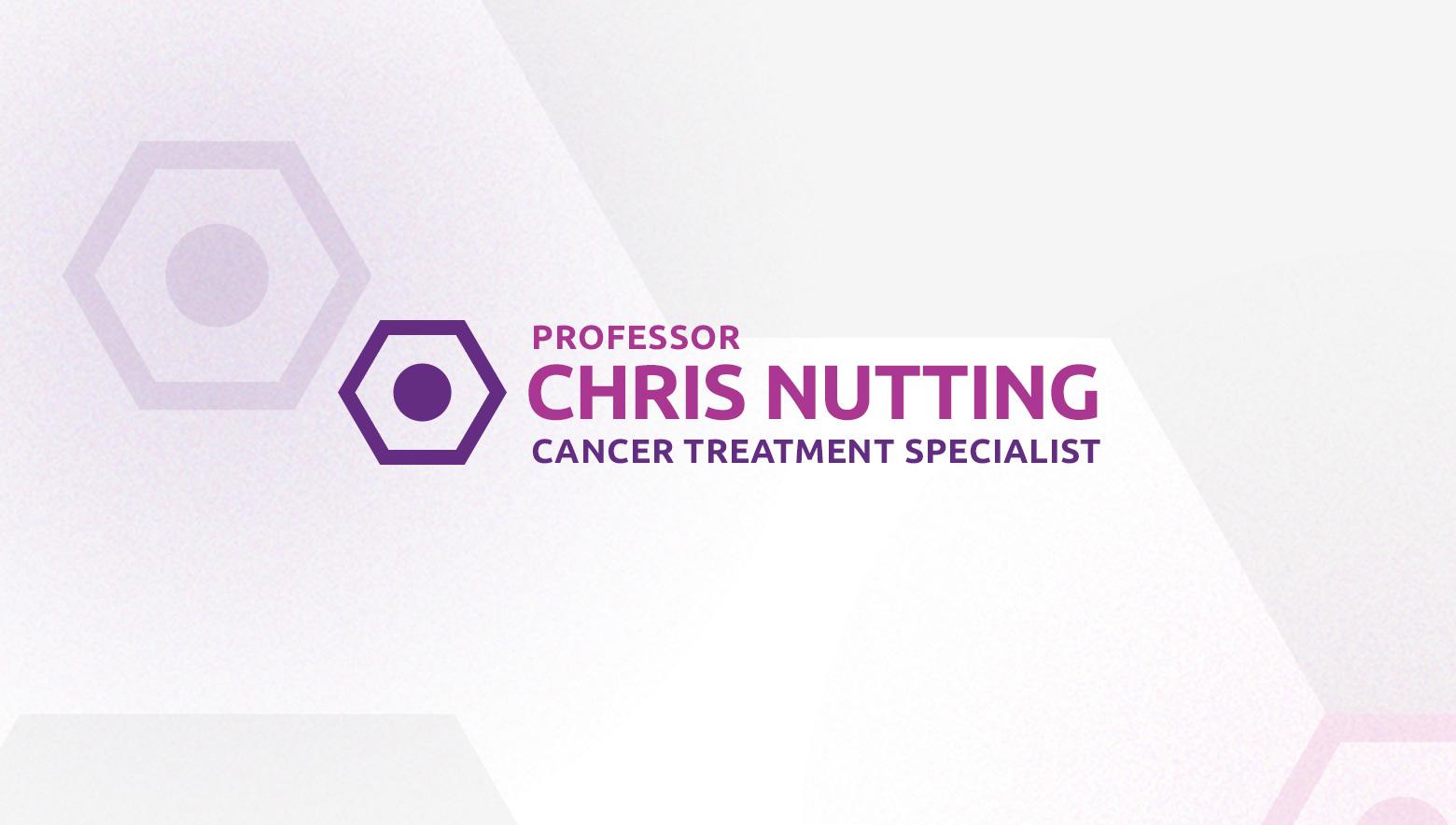 Professor Chris Nutting - Cancer Treatment Specialist